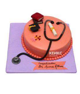 Торт для врача женщины-15