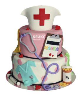 Торт для врача женщины-2
