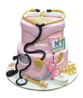 Торт для врача женщины-5