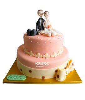 Торт для мамы и папы 3