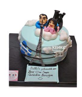 Торт для мамы и папы 5