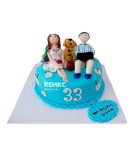 Торт для мамы и папы 7