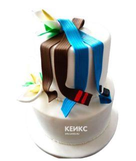 Торт дзюдо-1