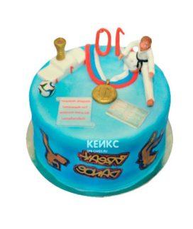 Торт дзюдо-2
