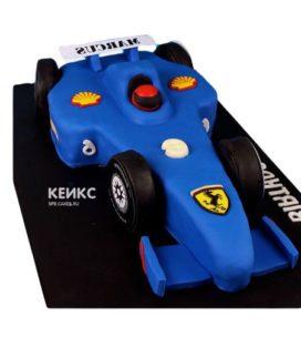 Торт гоночная машина-1