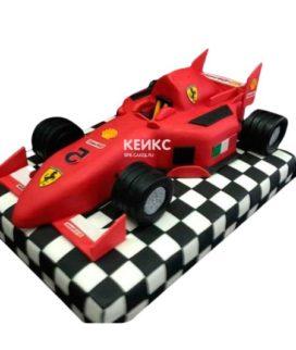 Торт гоночная машина-2