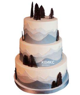 Торт гора-2