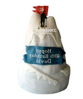 Торт гора-7