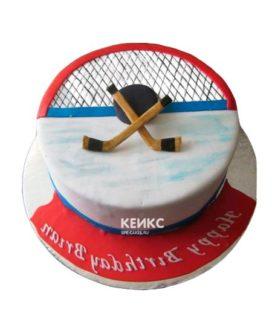 Торт хоккей-10