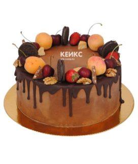 Торт ягодно-фруктовый-1