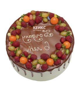 Торт ягодно-фруктовый-2