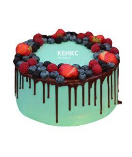 Торт ягодно-фруктовый-8