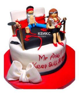 Торт эротический для мужчин-1
