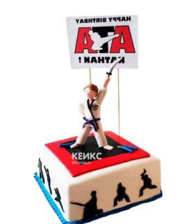 Торт карате-1