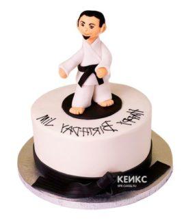 Торт карате-2