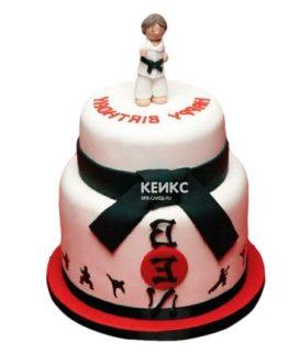 Торт карате-5