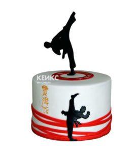 Торт карате-9
