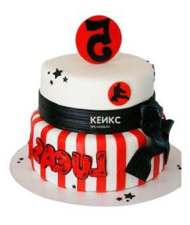 Торт кимоно-4