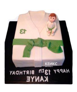 Торт кимоно-5