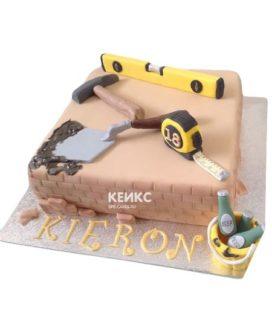 Торт кирпич 1