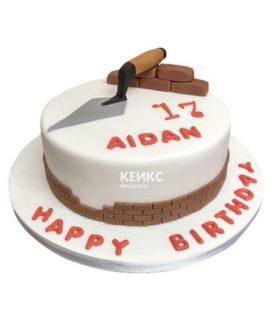Торт кирпич 3