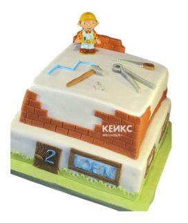 Торт кирпич 7