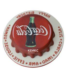 Торт кока-кола 3