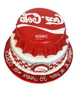Торт кока-кола 5