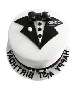Торт костюм-10
