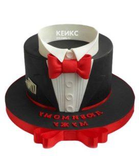 Торт костюм-6