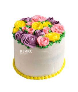 Торт крестной 2