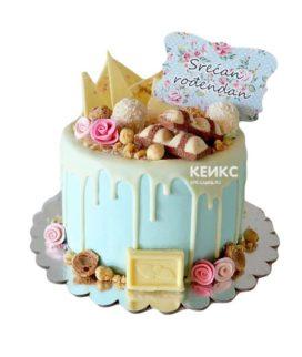 Торт крестной