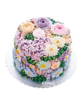 Торт крестной 4