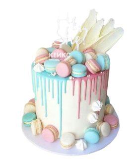 Торт крестной 5