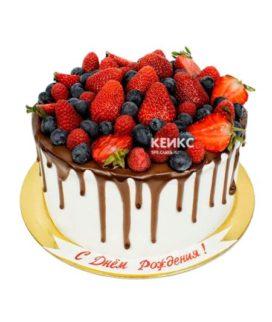 Торт крестной 6