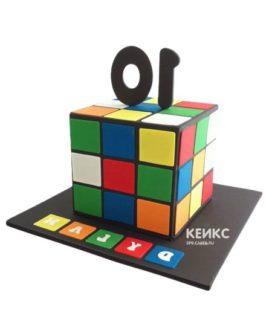 Торт кубик-рубик-3
