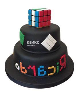 Торт кубик-рубик-4
