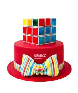 Торт кубик-рубик-5