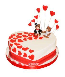 Торт любимому мужчине 2