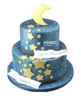 Торт луна-5