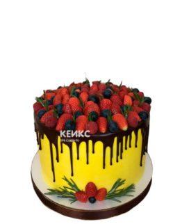 Торт маленький 12