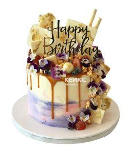 Торт маленький 13