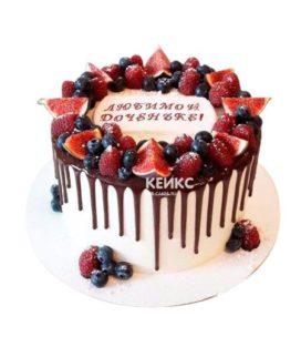 Торт маленький 6