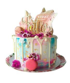 Торт маленький 9