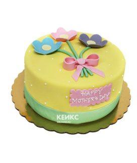 Торт маме и жене 7