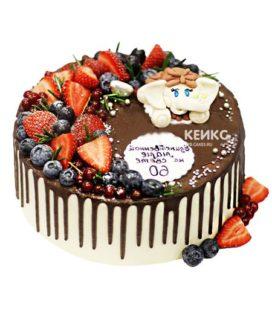 Торт мамонтенок-9