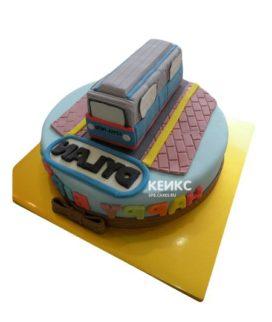 Торт метро-1