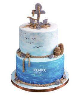 Торт море-1