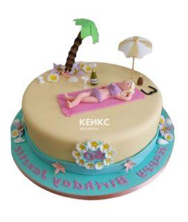 Торт море-13