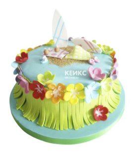 Торт море-2